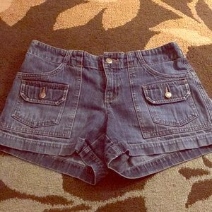 Old Navy Cargo Jean Shorts